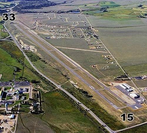 Colorado Airport: CENTRAL COLORADO REGIONAL AIRPORT